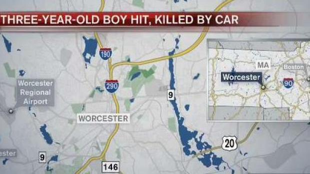 [NECN] 3-Year-Old Boy Fatally Struck By Car in Worcester