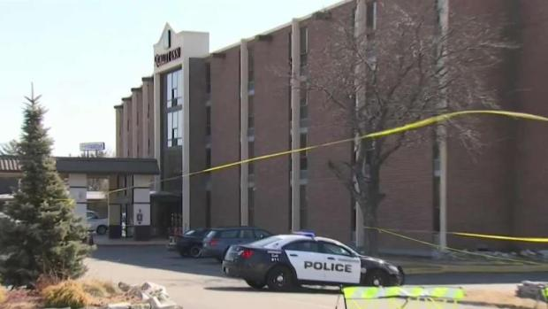 [NECN] 3 Dead After Hotel Standoff in Manchester
