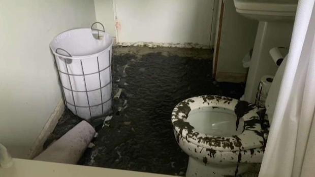 [NECN] 3 Melrose Homes Still Unlivable After Sewage Backup