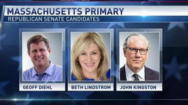 [NECN] 3 Republicans Compete for Chance to Face Warren