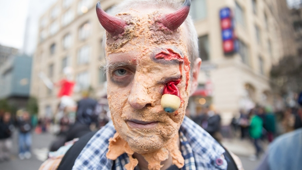 [NATL] Say Boo: Halloween Around the World