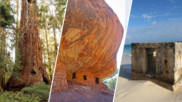 [NATL-LA] 5 National Monuments Under Review by Trump Administration
