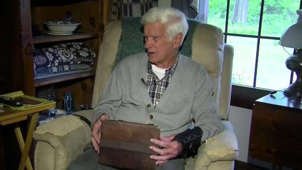 [NECN] 86-Year-Old Bitten by Rabid Bat Hiding in iPad Case