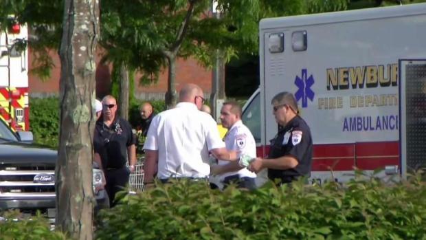 [NECN] 9 Hospitalized After Refrigerant Leak in Market Basket