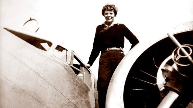 [NATL] Never-Before-Seen Footage Before Amelia Earhart's Last Flight