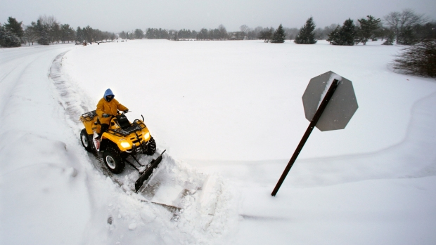 Dramatic Images: Blizzard of 2015