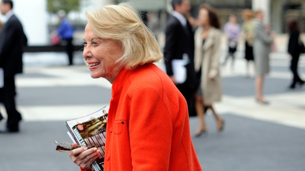 In Pictures: Remembering Renowned NY Columnist Liz Smith