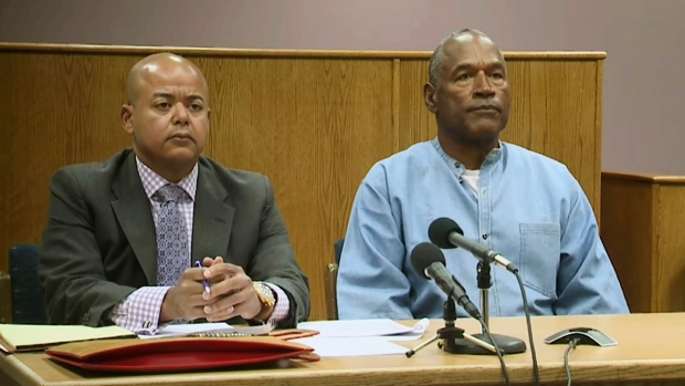Top News Photos: OJ Simpson's Parole Hearing