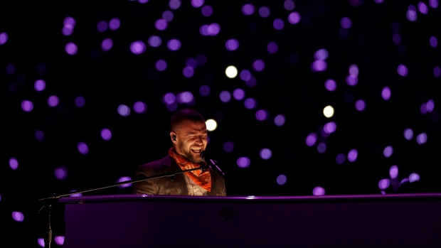 In Photos: Justin Timberlake's Super Bowl Halftime Show