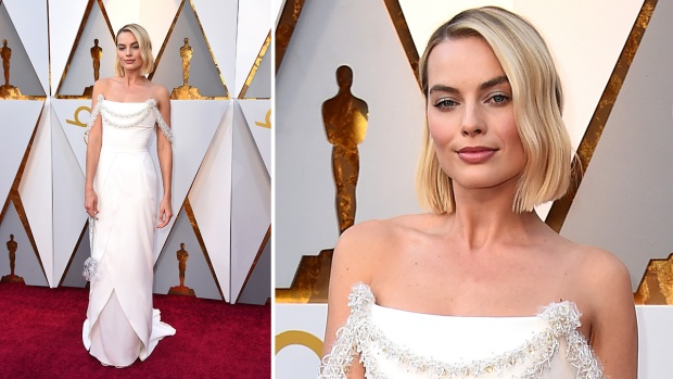 The Best of the 2018 Oscars Red Carpet