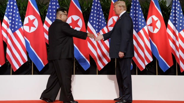 [NATL]Trump's Historic Summit With Kim Jong Un in Singapore