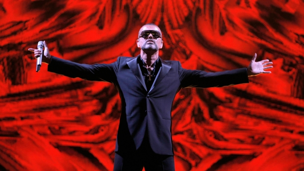 [NATL] A Look Back: British Pop Singer George Michael