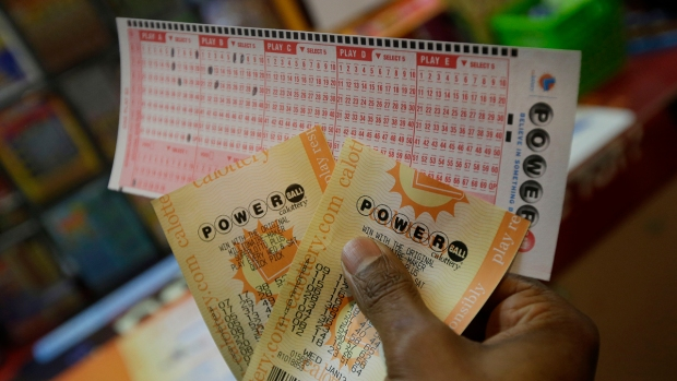 Powerball Has at Least Three Lucky Winners