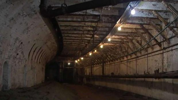 [NECN] A Trip Through Time in Boston's Train Tunnels