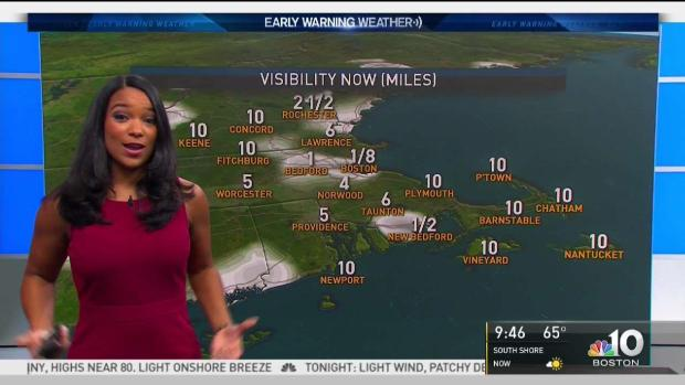 [NECN] Above Average Temperatures Expected This Weekend
