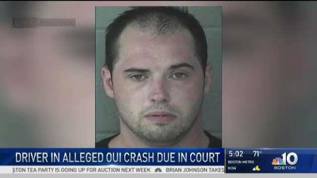 [NECN] Alleged OUI Driver in Fatal Bridgewater Crash Due in Court
