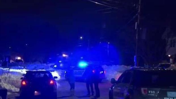 [NECN] Apparent Homicide Investigation Underway in Randolph