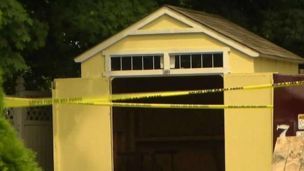[NECN] Apparent Human Bones Discovered by Landscaper in Wakefield
