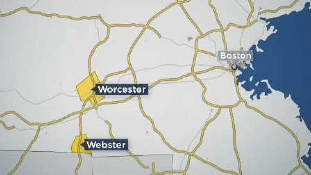 [NECN] Armed Carjacking Suspect Sparks Chase in Worcester