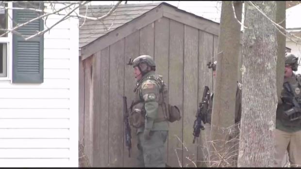 [NECN] Armed Home Invasion in Stoughton a Hoax