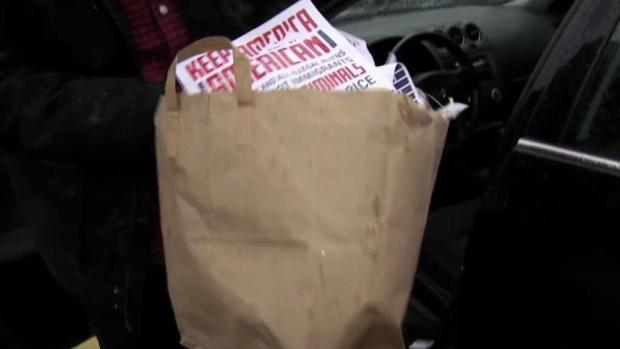[NECN] Arrests Made in Connection to Racist Flyers in East Boston