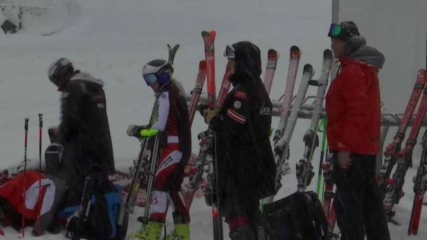 [NECN] Athletes Arrive for Audi FIS Ski World Cup in Vermont