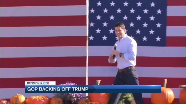 [NECN] GOP Backing Off Donald Trump