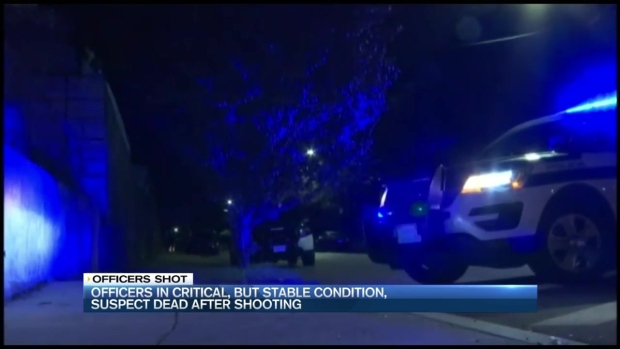 [NECN] 2 Officers Recovering After Shootout
