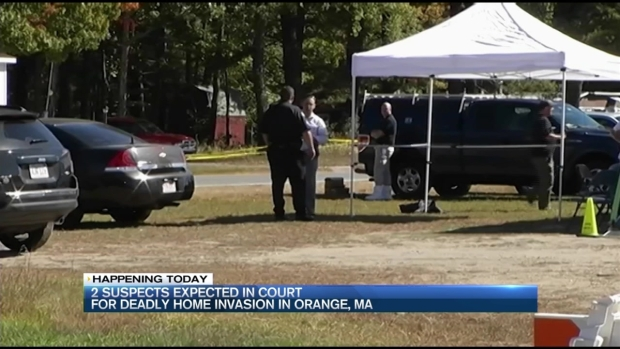 [NECN] Suspects in Fatal Home Invasion Due in Court