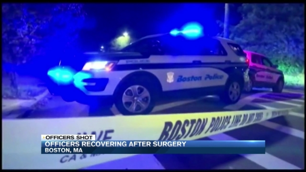 [NECN] Officers Recovering After Surgery