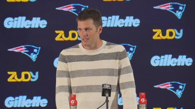 [NECN] Brady Makes Triumphant Return to Gillette
