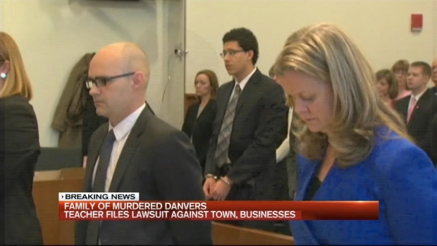 [NECN] Family of Danvers Teacher Raped, Killed, By Student Sues Town and Businesses