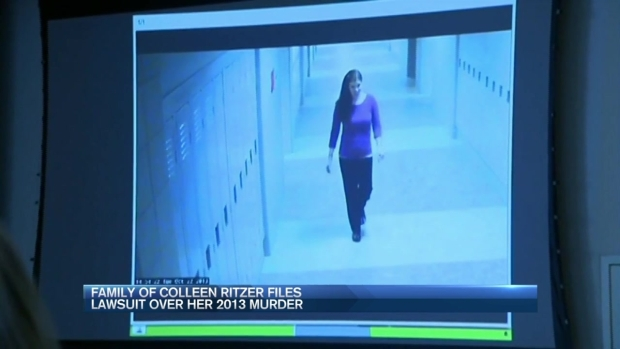 [NECN] Family of Colleen Ritzer Files Lawsuit Over Her Murder