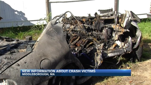 [NECN]  Community Mourns After Wrong-Way Crash That Killed 5 People in Middleboro, Mass.
