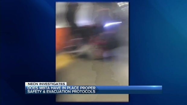 [NECN] necn Investigates: Does MBTA Have Proper Safety Protocols in Place?