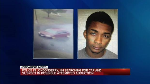 [NECN] Police Seek Suspect in Possible Abduction