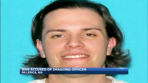 [NECN] Police: Suspect Struck, Dragged Officer in Billerica, Massachusetts