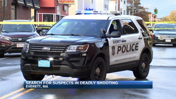[NECN] Man Fatally Shot in Everett, Massachusetts