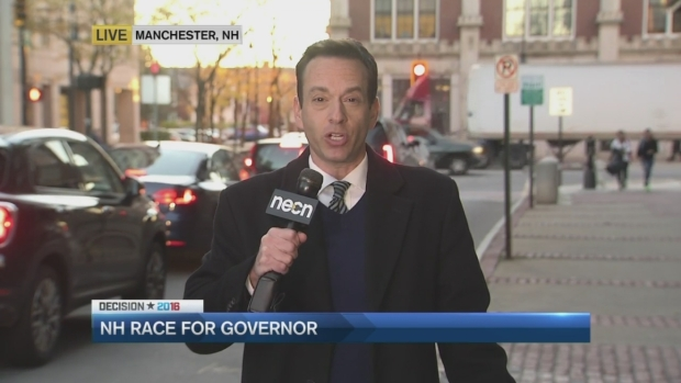 [NECN] NH Race for Governor
