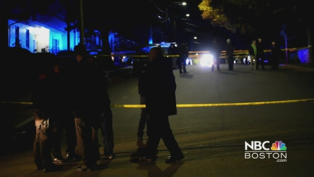 [NECN] Man Killed in Boston Shooting