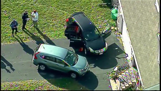 [NECN] 2 In Custody in Worcester After Carjacking and Stabbing in Conn.