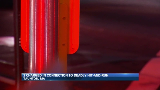 [NECN] 2 Arrested in Connection With Hit-and-Run Death