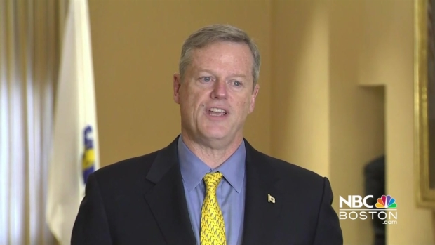 [NECN] Baker Comments on Decision to Not Vote for President