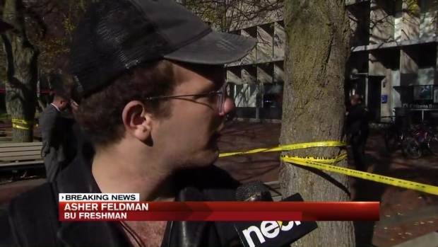 Boston University Hostage Situation Found to Be A Hoax