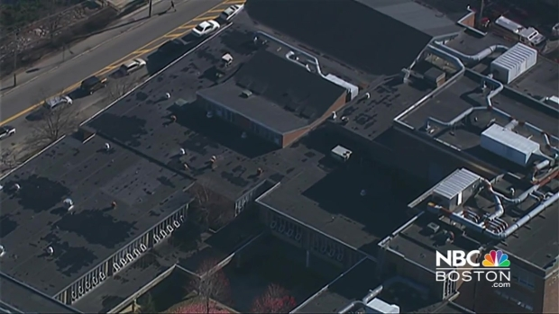[NECN] Manchester School Evacuated for 'Chemical Odors'