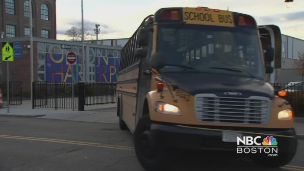 [NECN] BPS Reviewing Alleged Molestation on School Bus