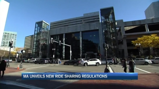 [NECN] Mass. Unveils New Ride-Sharing Regulations