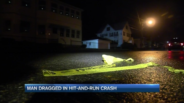 [NECN] PD: Man Dragged by Pickup Truck in Massachusetts