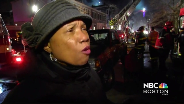 [NECN] Cambridge Mayor Gives Fire Update