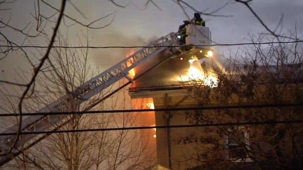 [NECN] Officials Still Working to Determine Cause of Cambridge Fire
